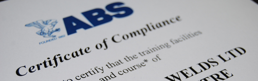ABS - Certified Maritime Training Center